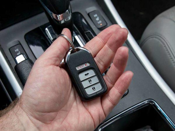 Honda car key made